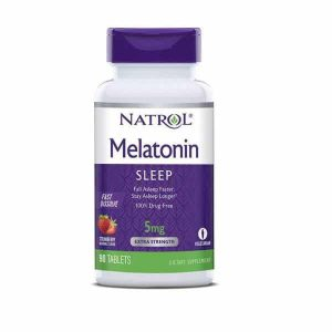 Melatonina 5 Mg Com 90