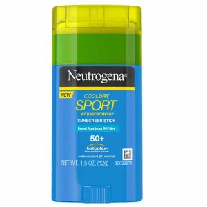 Neutrogena Cooldry Sport Sunscreen Stick 50